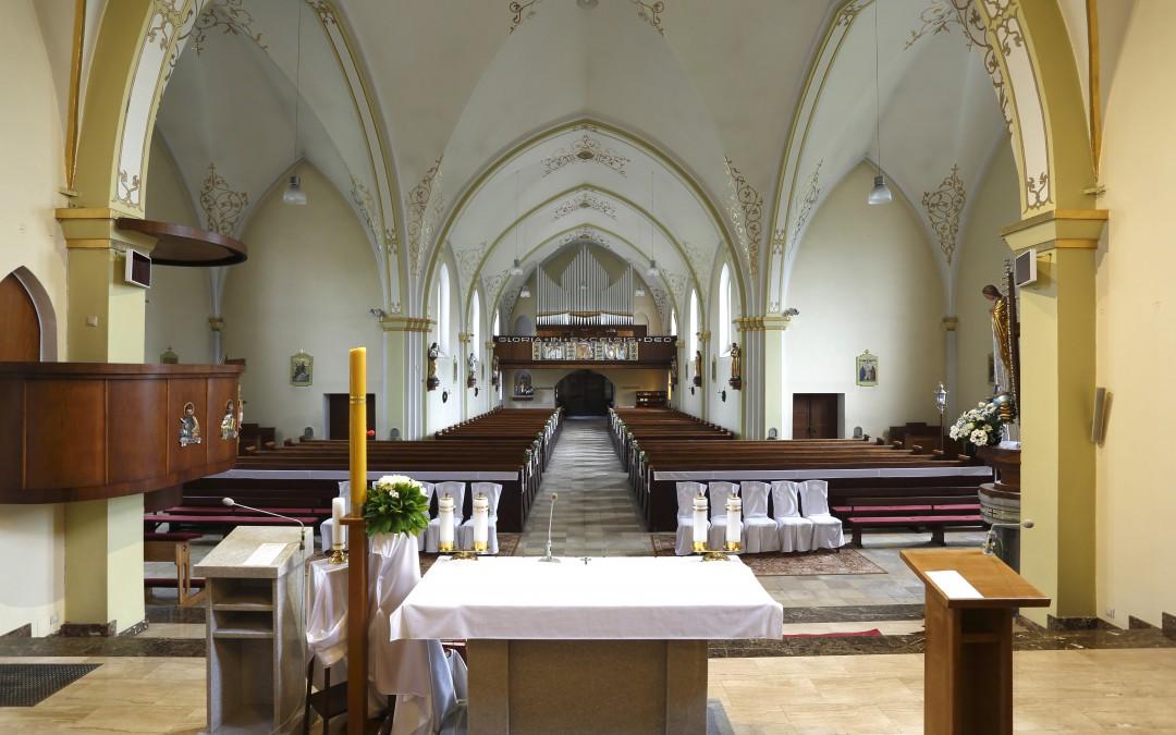 Porządek nabożeństw od 28 września do 4 października 2015 r.