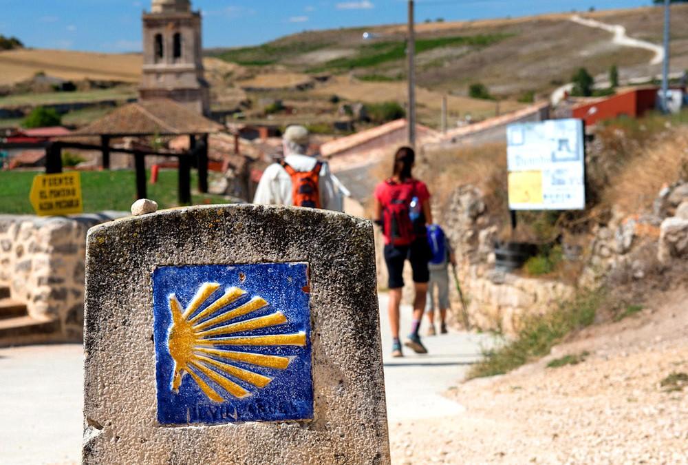 Szlakiem Jakubowym do Santiago…