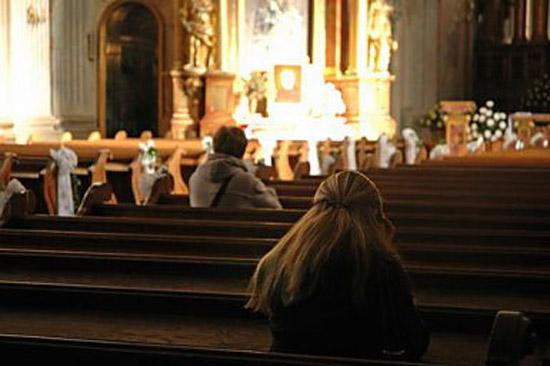 Porządek nabożeństw od 21 do 27 listopada 2016 r.