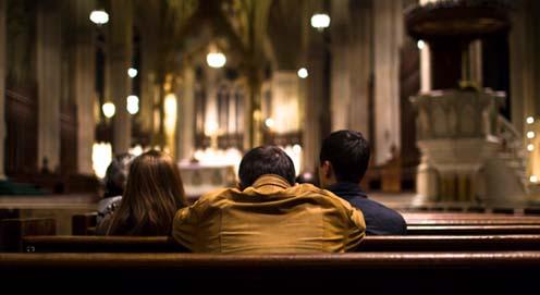 Porządek nabożeństw od 21 do 27 października 2019 roku