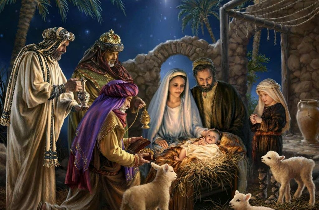 Porządek nabożeństw od 25 do 31 grudnia 2017 roku
