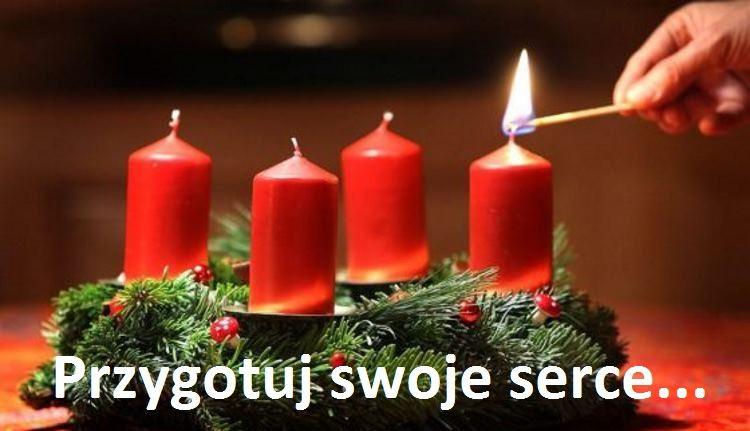 Porządek nabożeństw od 3 do 9 grudnia 2018 roku