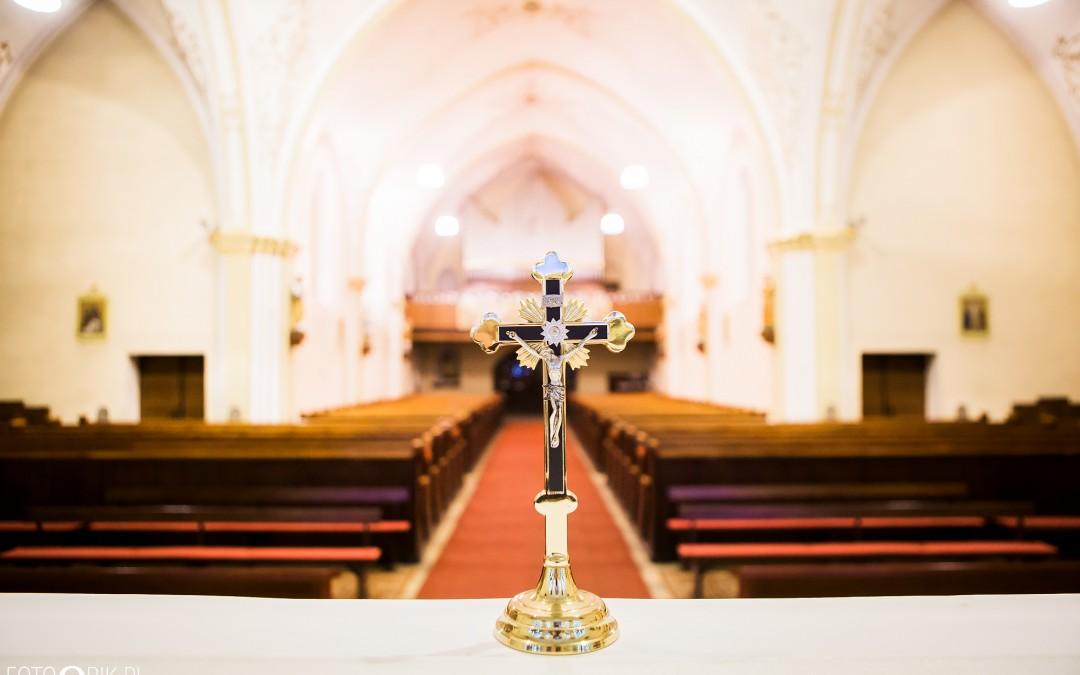 Porządek nabożeństw od 15 do 21 października 2018 roku