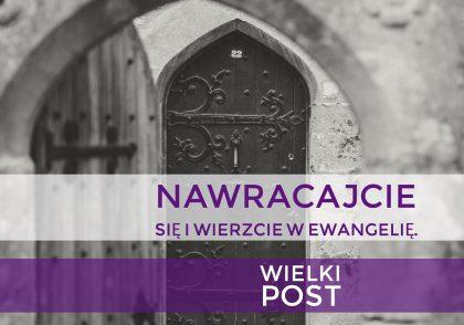 Ogłoszenia parafialne, 18 marca 2018 roku