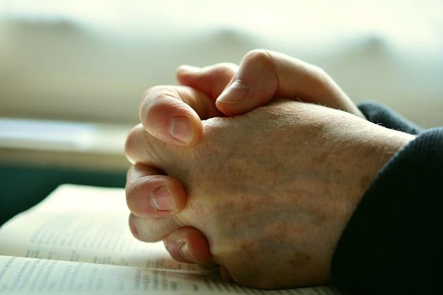 Porządek nabożeństw od 30 kwietnia do 6 maja 2018 roku