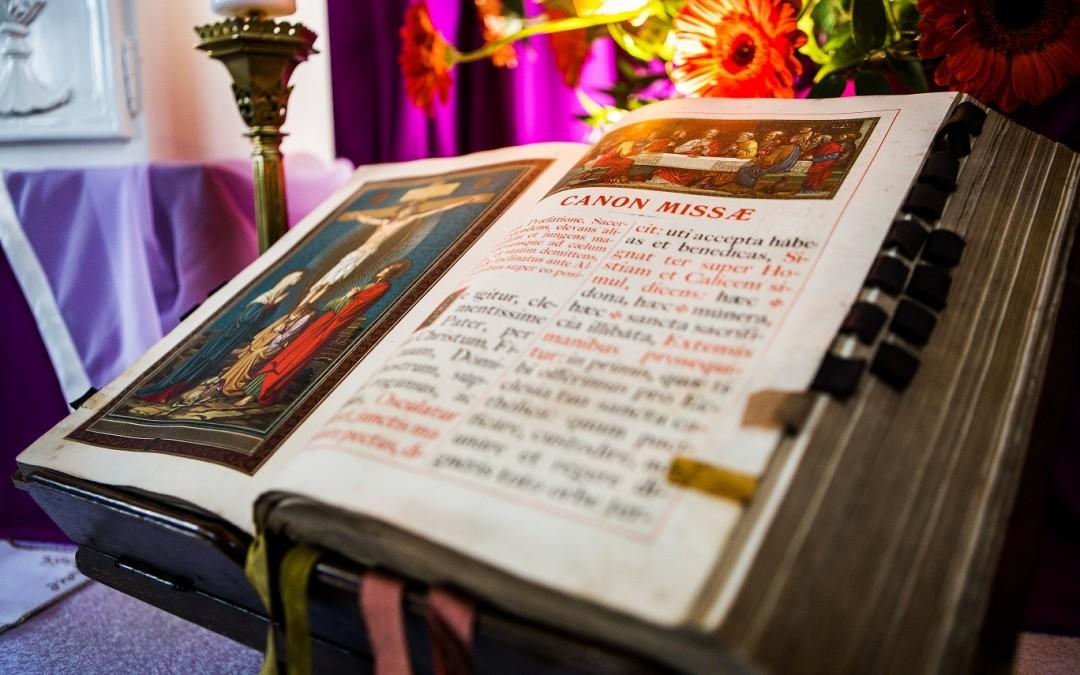 Porządek nabożeństw od 9 do 15 marca 2020 roku