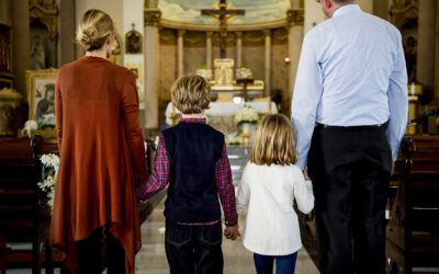 Porządek nabożeństw od 30 listopada do 6 grudnia 2020 roku